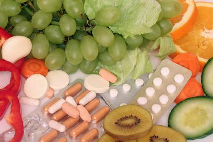 Compléments alimentaires pour grossir ou maigrir