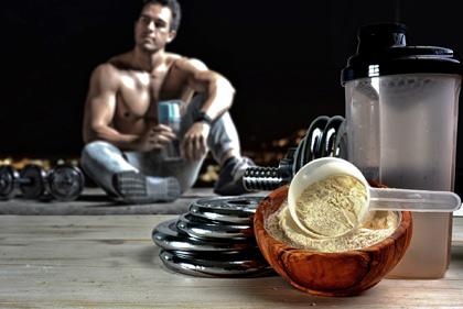 Compléments alimentaires pour musculation & sport